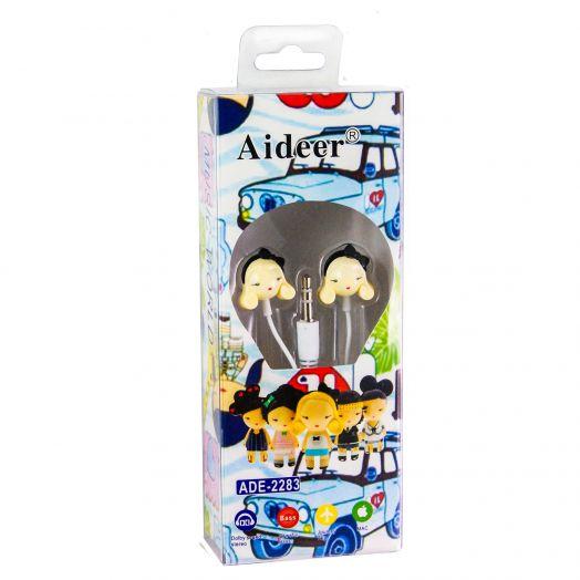 Наушники вакуумные Aideer ADE-2283