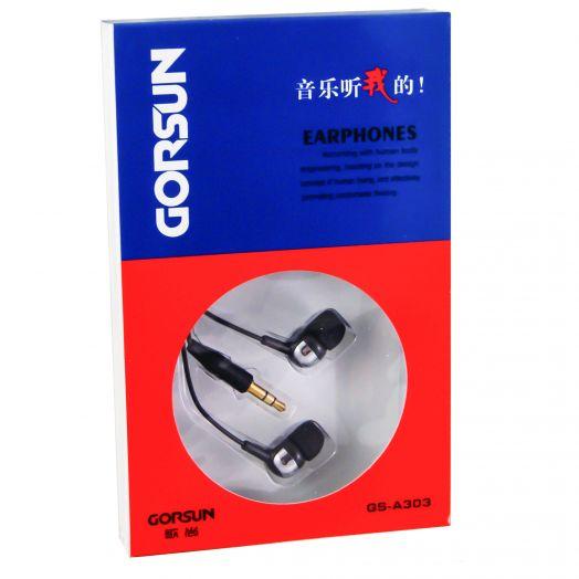 Наушники вакуумные Gorsun CS-A303