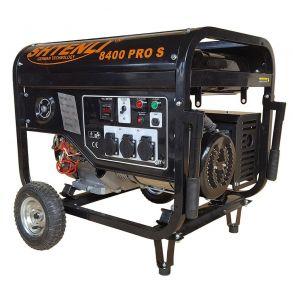 Бензогенераторы shtenli - PROs 8400 (7кВт) электростартер,колеса.экран для сварки 220и 380 вольт.