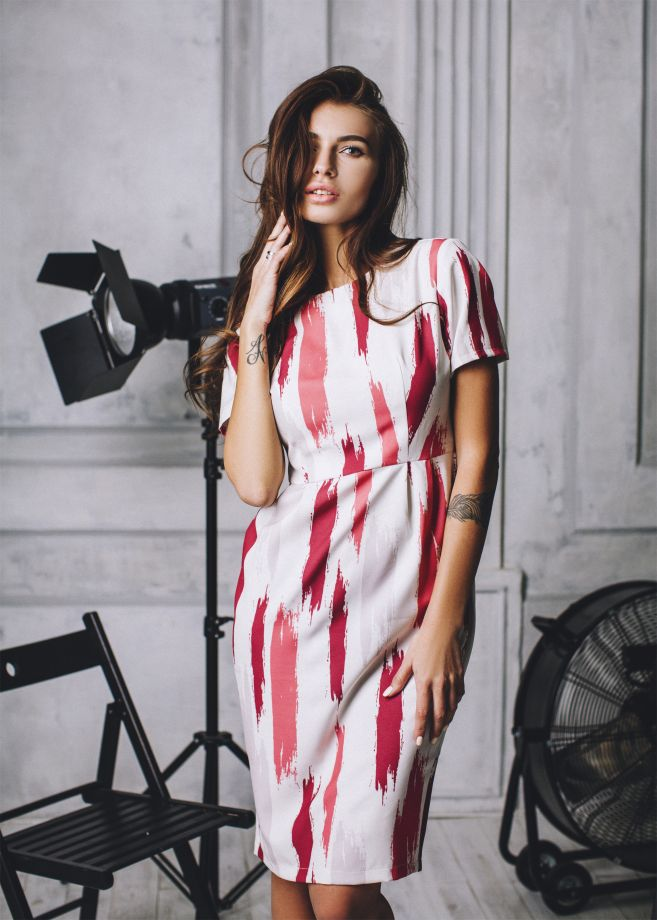0421. Платье