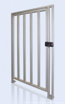Калитка полноростовая без привода PERCo-WHD-15R
