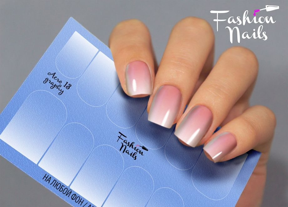 Слайдер дизайн Fashion Nails Aerography #13