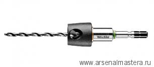 Сверло-зенкер Festool  BSTA HS D 4 L60 CE 202392