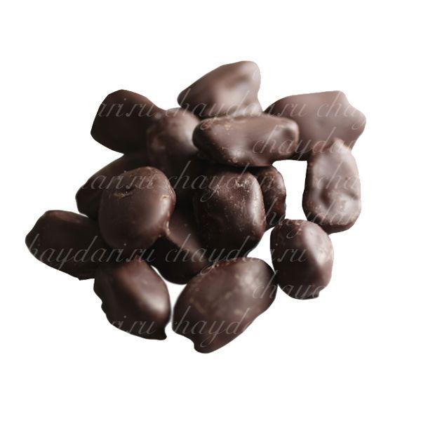 Финики в темном шоколаде (100 гр.)