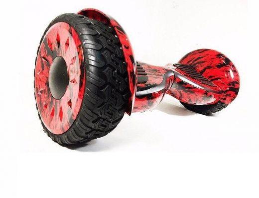Гироскутер Smart Balance 12 Самобаланс APP Огненный Красный