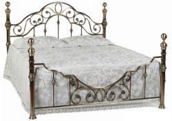 Кровать Малайзия Каролина 9603