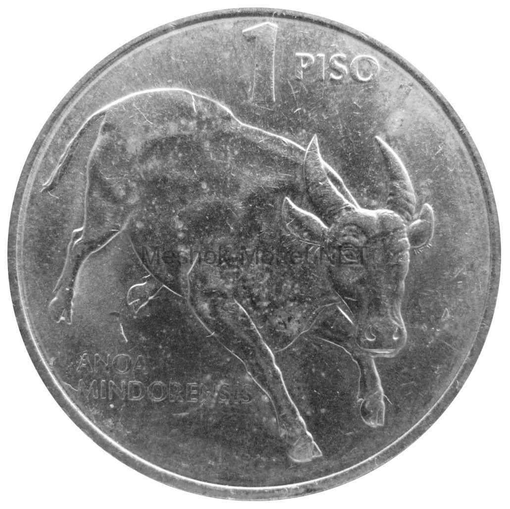 Филиппины 1 песо 1987 г.