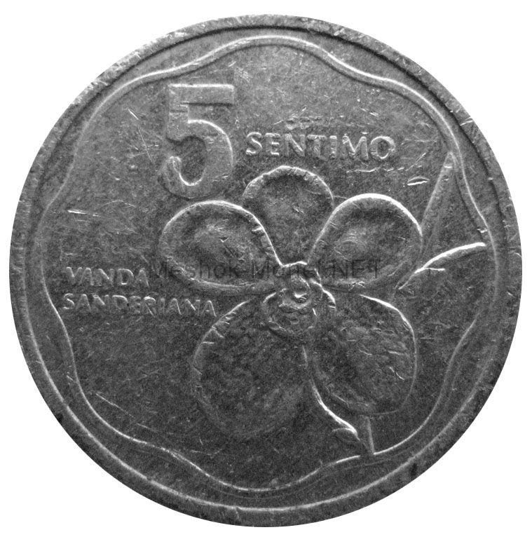 Филиппины 1 сентимо 1987 г.