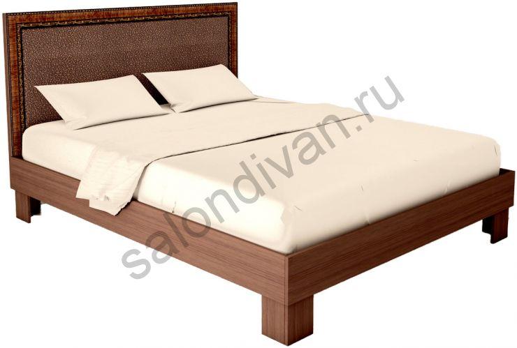 """Кровать """"Калипсо"""" с мягким элементом"""