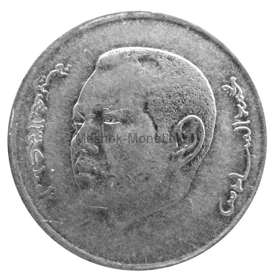 Марокко 1 дирхам 2016 г.