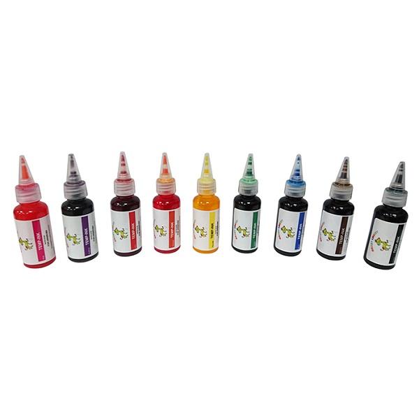 Набор временных красок Crazy Liberty Tepm-Ink