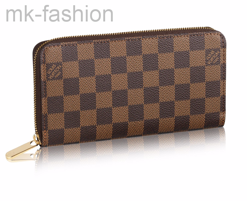 Кошелек LOUIS VUITTON ZIPPY WALLET DAMIER 1190