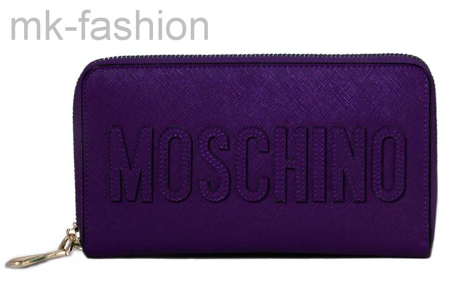 Кошелек Moschino Purple 1295