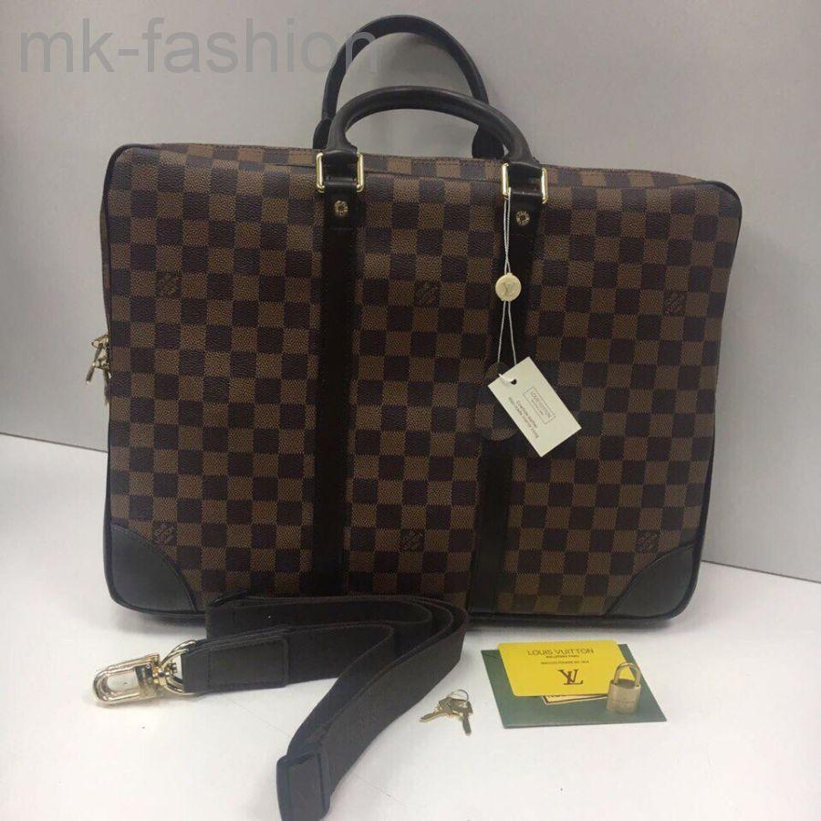 Louis Vuitton Briefacases Bags Porte-Documents Voyage 18