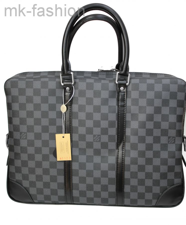 Louis Vuitton Briefacases Bags Graphite Porte-Documents Voyage 17