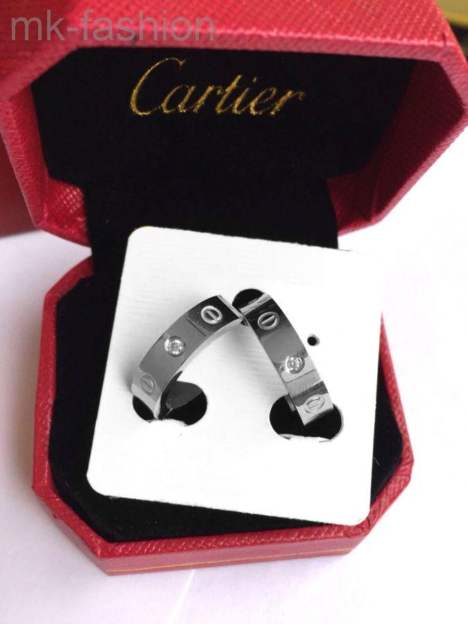 СЕРЬГИ  Cartier 54517