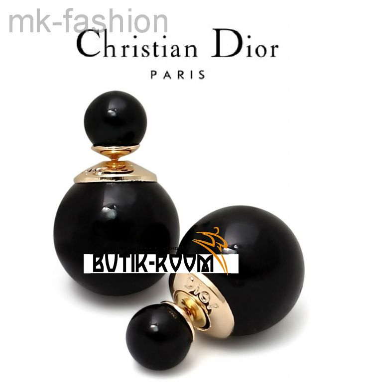 Серьги Mise en Dior