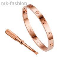 Браслет Cartier Love 112 розовое золото