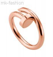 Кольцо Cartier Розовое золото