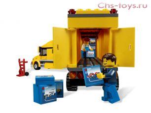 Конструктор LEPIN Cities Грузовик трейлер 02036 (Аналог LEGO City 3221) 298 дет
