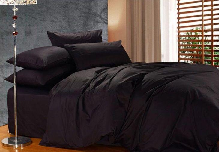 Комплект постельного белья Сатин однотонный CS017