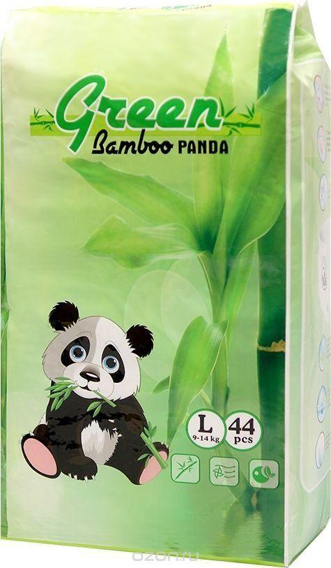 Green Bamboo Panda (L)