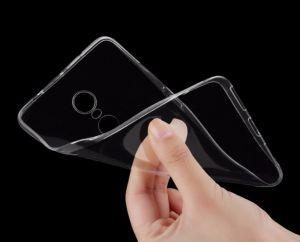 Накладка Nokia 3 силикон с рамкой (silver)