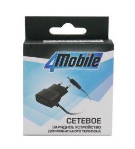 Сетевое зарядное устройство 4Mobile Sony Ericsson K500i/T28s/T230/T610