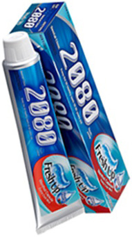 Kerasys 2080 Зубная паста Fresh Up освежающая 120 г