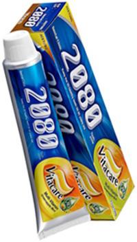 Kerasys 2080 Зубная паста Vitacare витаминный уход 120 г
