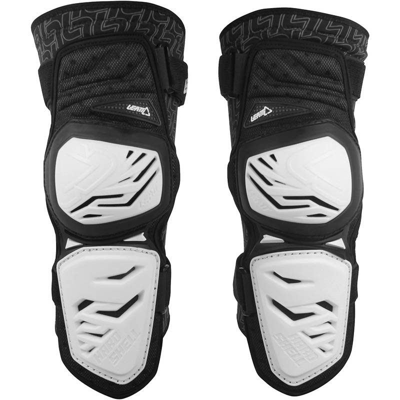 Leatt Enduro Knee Guard White/Black защита колен