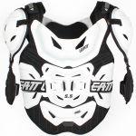 Leatt Chest Protector 5.5 Pro White защитный жилет