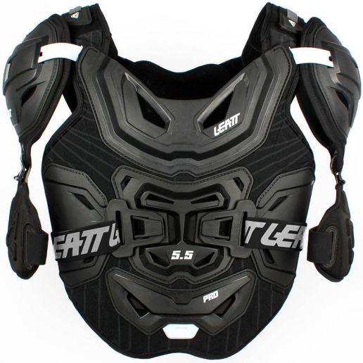 Leatt Chest Protector 5.5 Pro Black защитный жилет