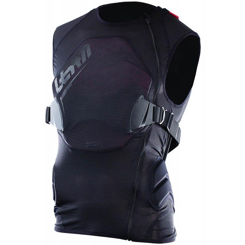 Leatt - 2018 3DF AirFit Body Vest защитный жилет, черный