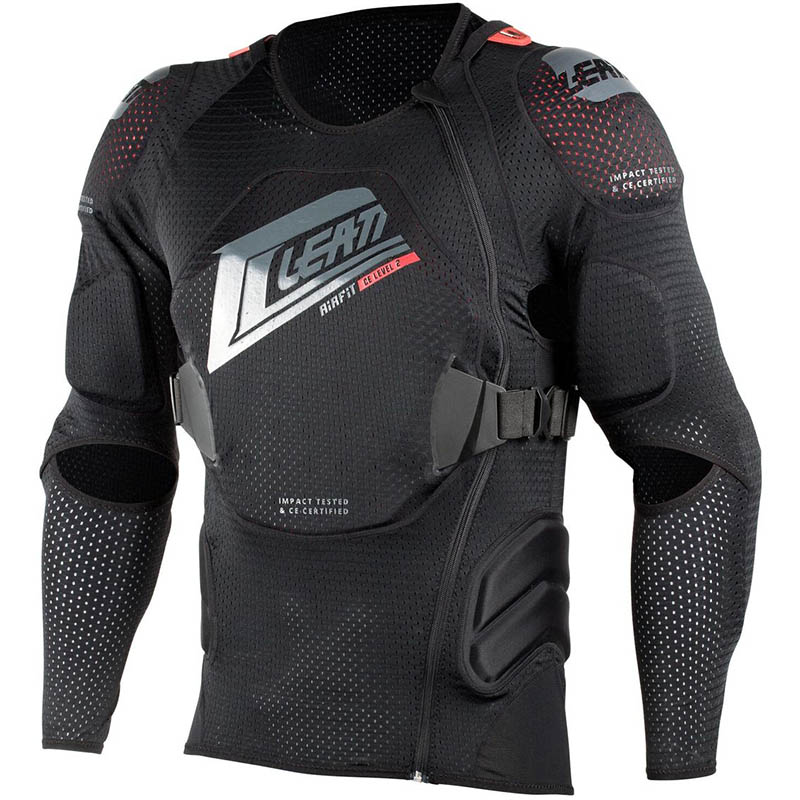 Leatt Body Protector 3DF AirFit Black защитный жилет