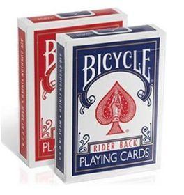 Карты Bicycle Rider Back (красные / синие)