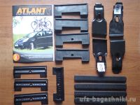 Адаптеры для багажника Nissan Teana 14-..., Атлант, с опорой Е (7002)