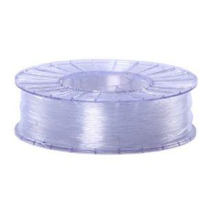 Пластик ULTRAPET (PETg), СТРИМПЛАСТ, 1,75мм, прозрачный, 1кг
