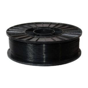 Пластик ULTRAPET (PETg), СТРИМПЛАСТ, 1,75мм, черный, 1кг
