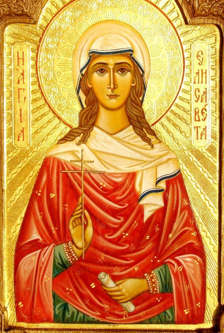 Икона Елисавета Адрианопольская