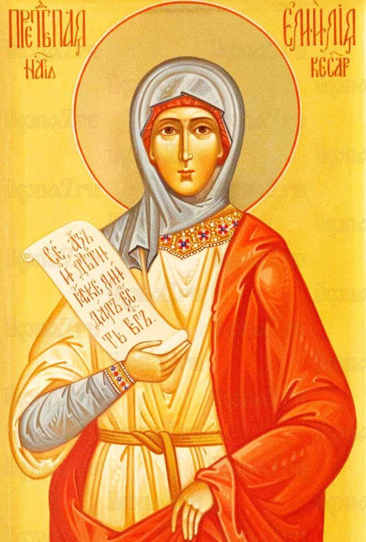 Икона Емилия Кесарийская