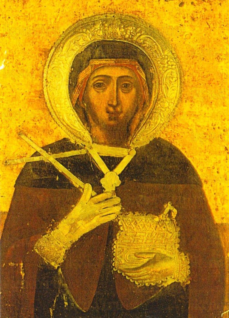 Икона Ермиония (копия старинной)