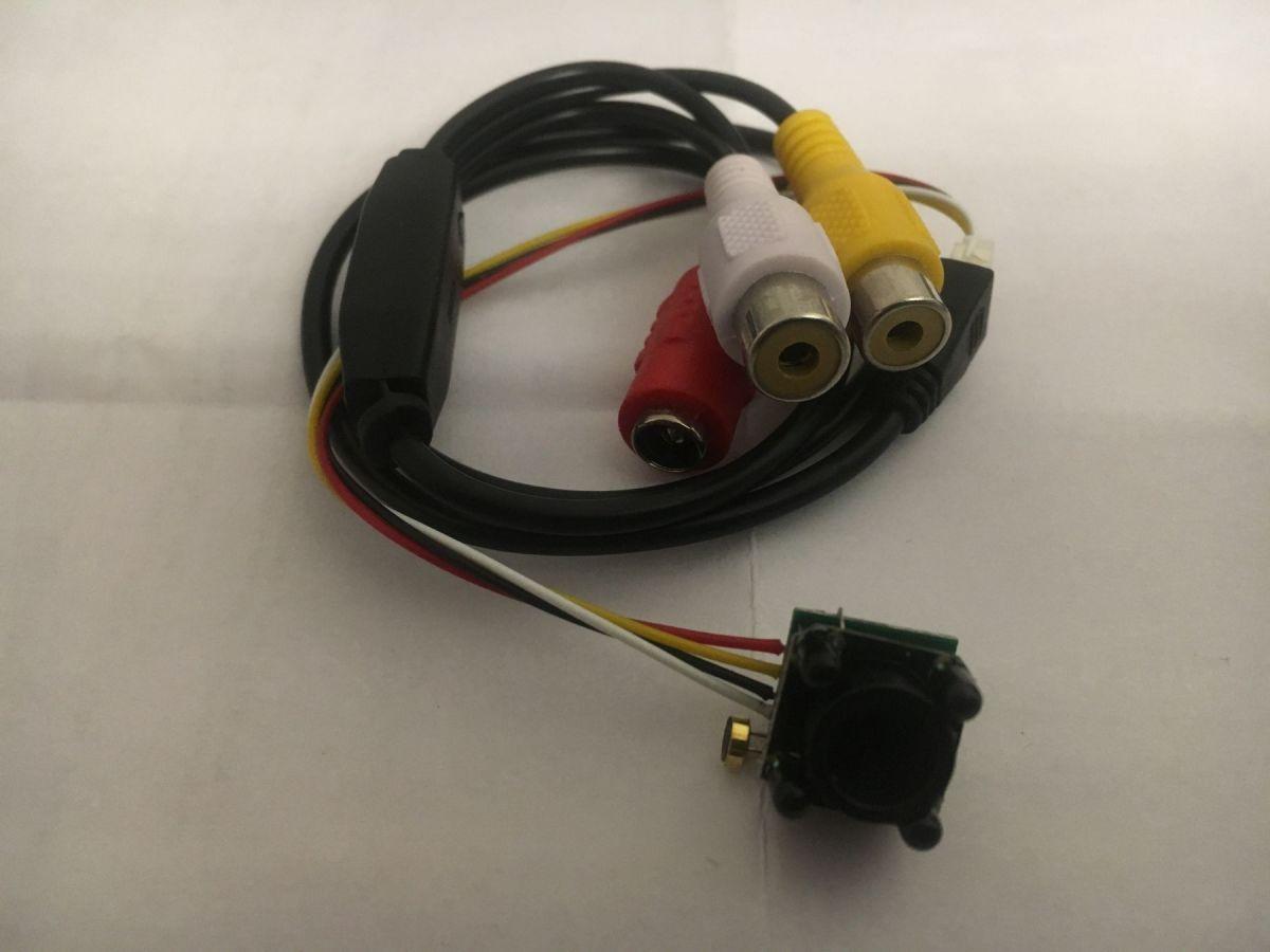 205 IR - L мини камера