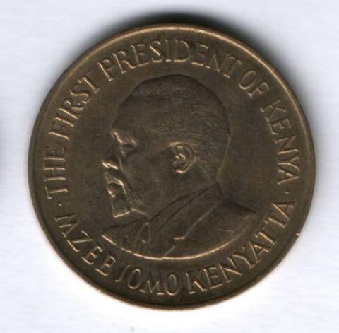 10 центов 1978 г. Кения