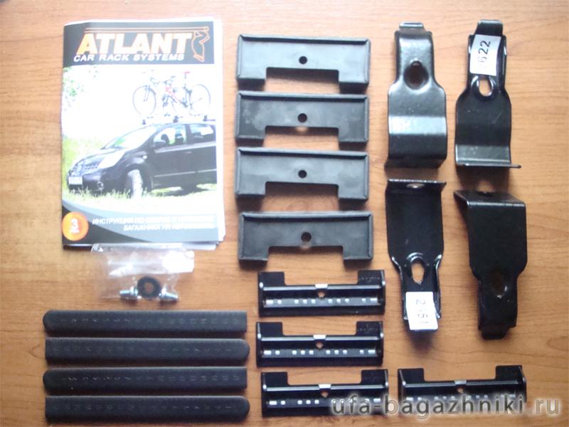 Адаптеры для багажника Seat Leon (mk3) 13-..., Атлант, артикул 7180
