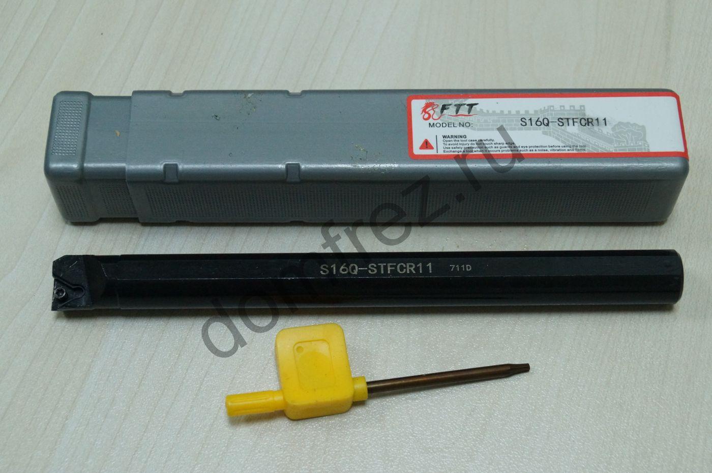 Державка S16Q-STFCR11 91 градусов