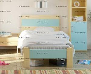 Кровать Teen`s Home (17.106.03 или 17.106.04), 2 размера