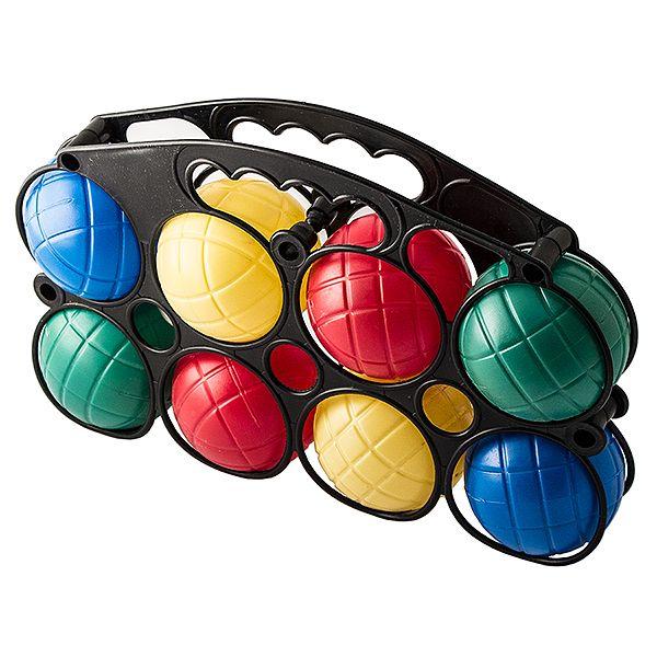 Боча (петанк) пластиковый 8 шаров