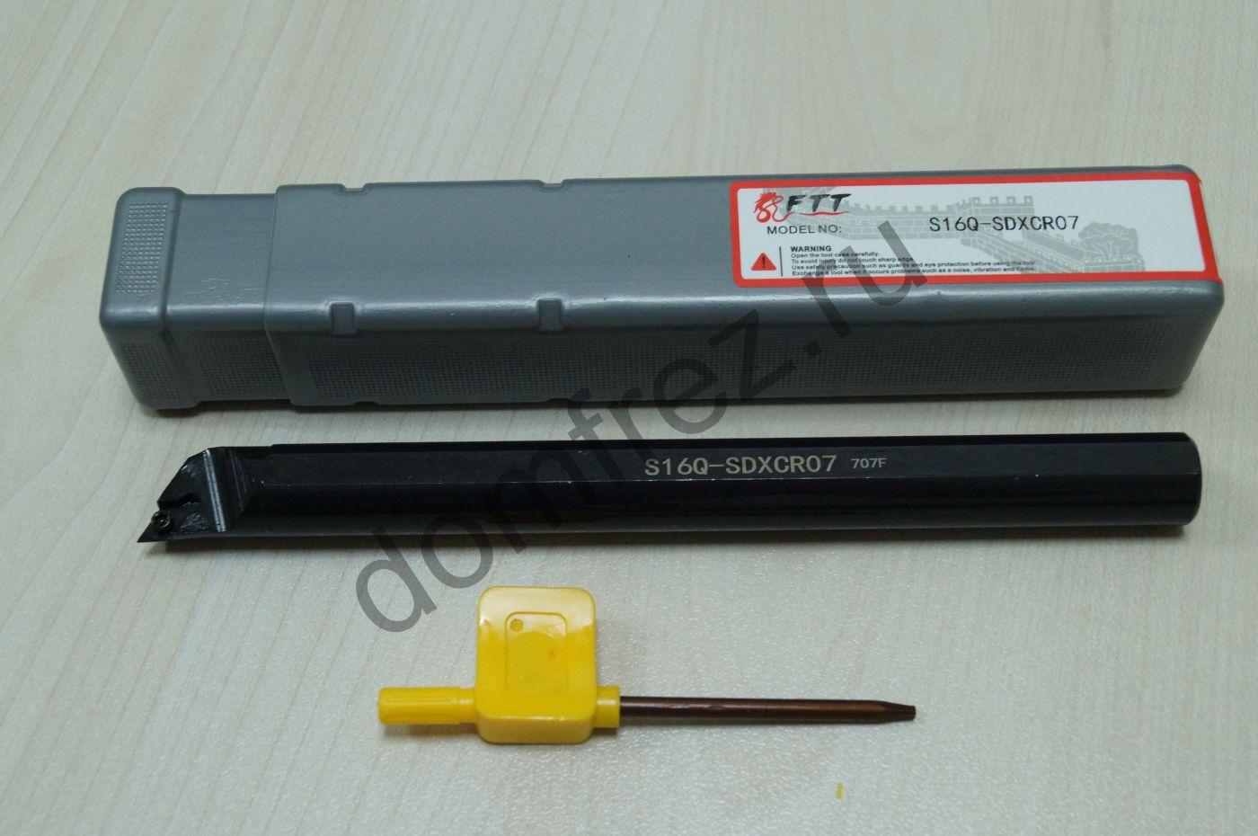 Державка S16Q-SDXCR07 95 градусов