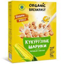 Готовый завтрак КУКУРУЗНЫЕ ШАРИКИ, 100 г